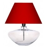 Lampa stołowa MADRID RED L008031213 - 4concepts