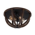 Lampa sufitowa ALLIER FE/ALLIER/F WW - Elstead Lighting