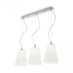 Lampa zwis SESTO SP3 132204 Ideal Lux